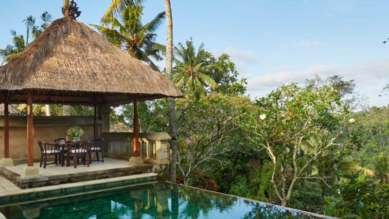 Amandari Resort Bali – Indonésie
