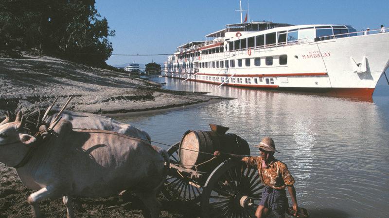 Belmond Road to Mandalay- Myanmar