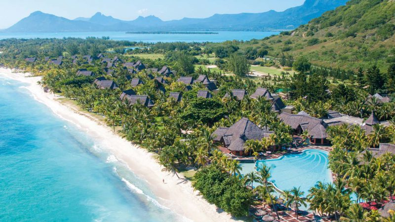 Dinarobin Beachcomber Golf Resort & Spa – Île Maurice