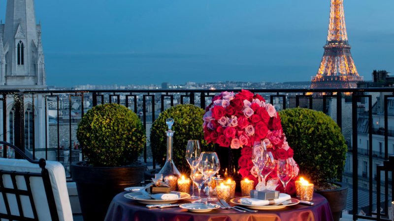 Four Seasons Georges V Paris – France