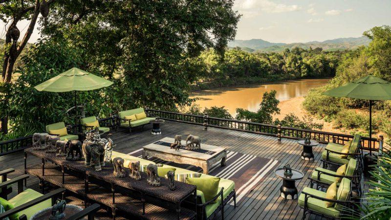 Four Seasons Golden Triangle – Thaïlande