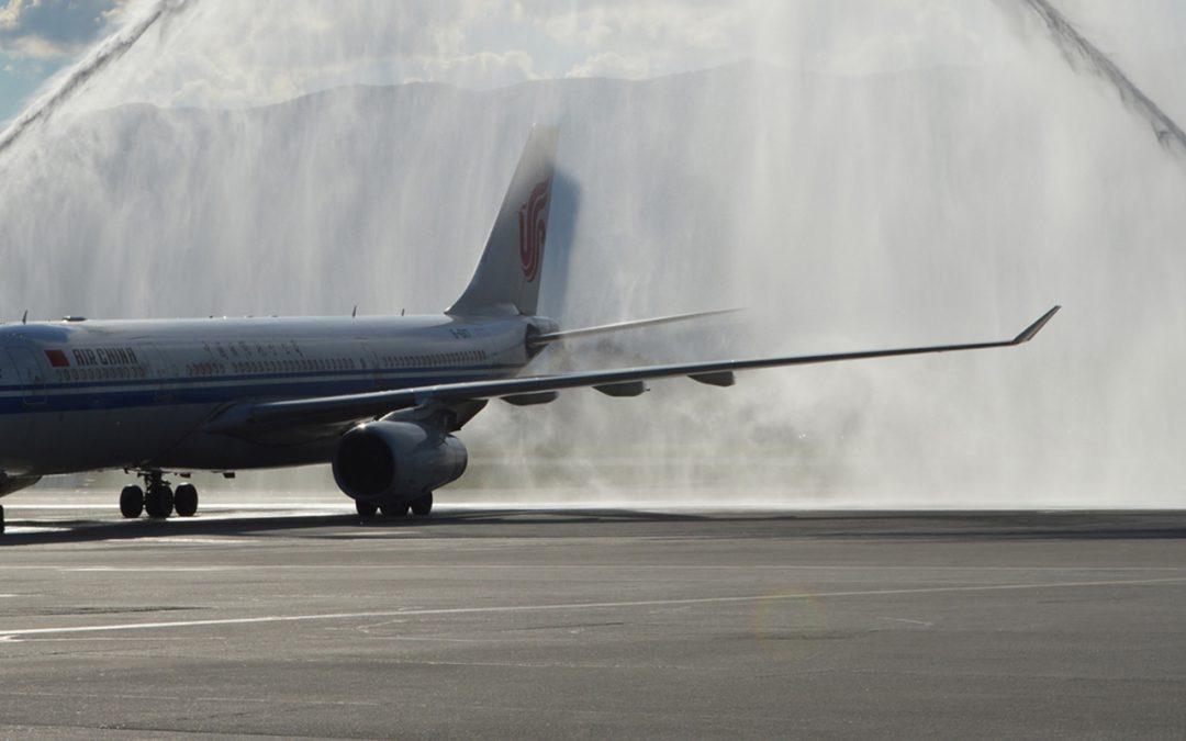 Air China passe à trois vols sur Genève