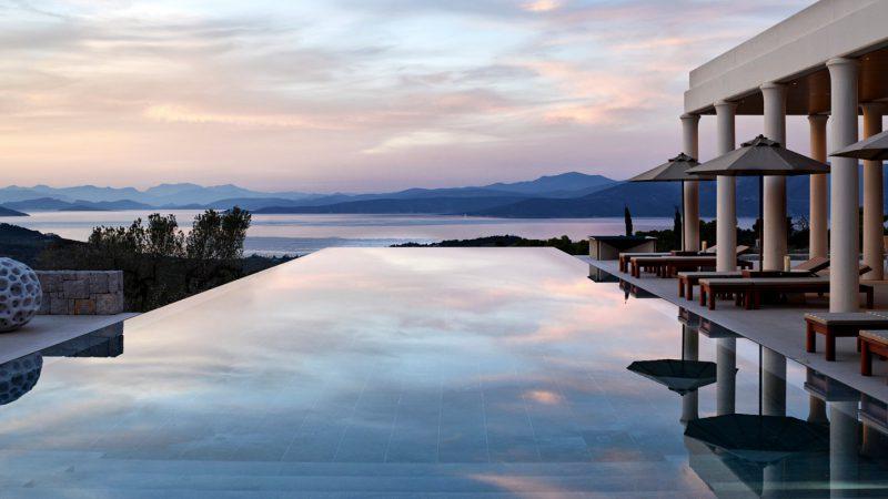 Amanzoé Resort – Grèce