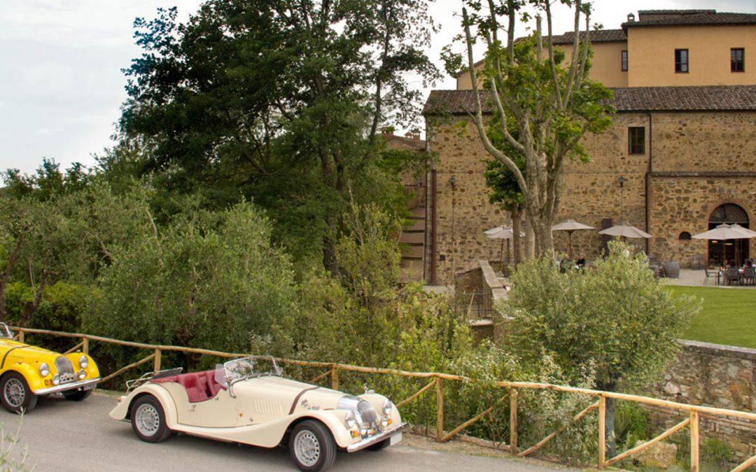 Castel Monastero Resort – Italie