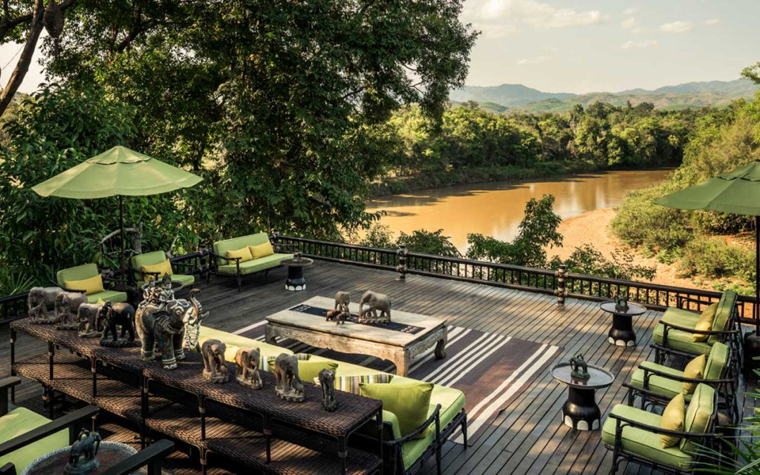 Four Seasons Golden Triangle – Thaïlande