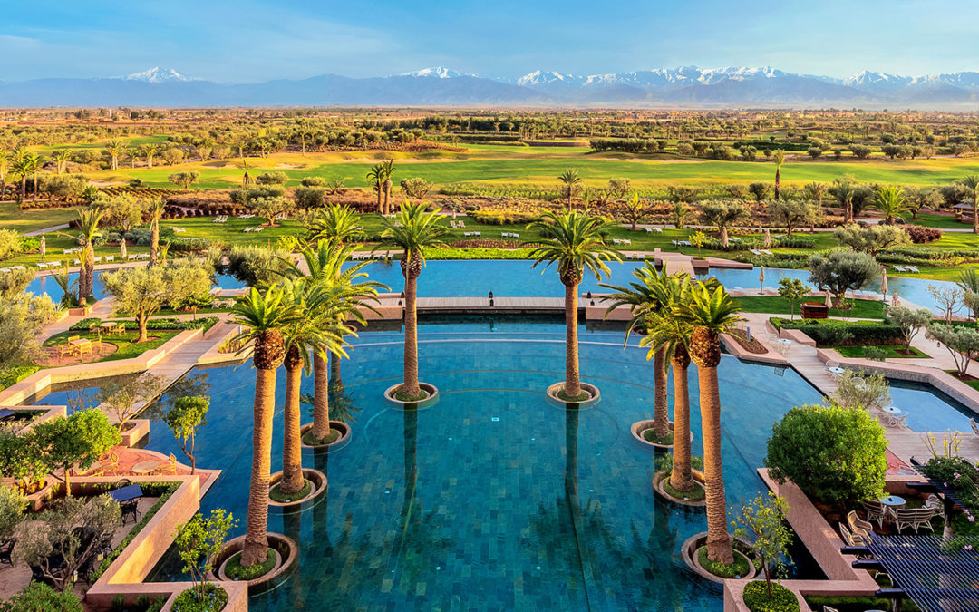 Royal Palm Marrakech – Maroc