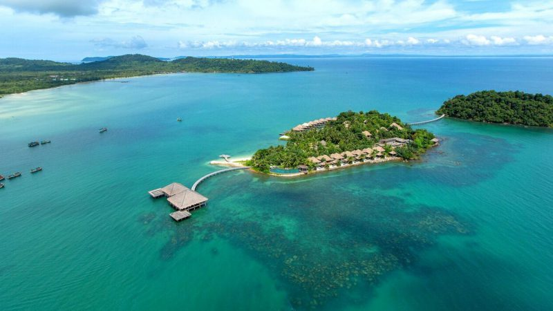Song Saa Private Island – Cambodge