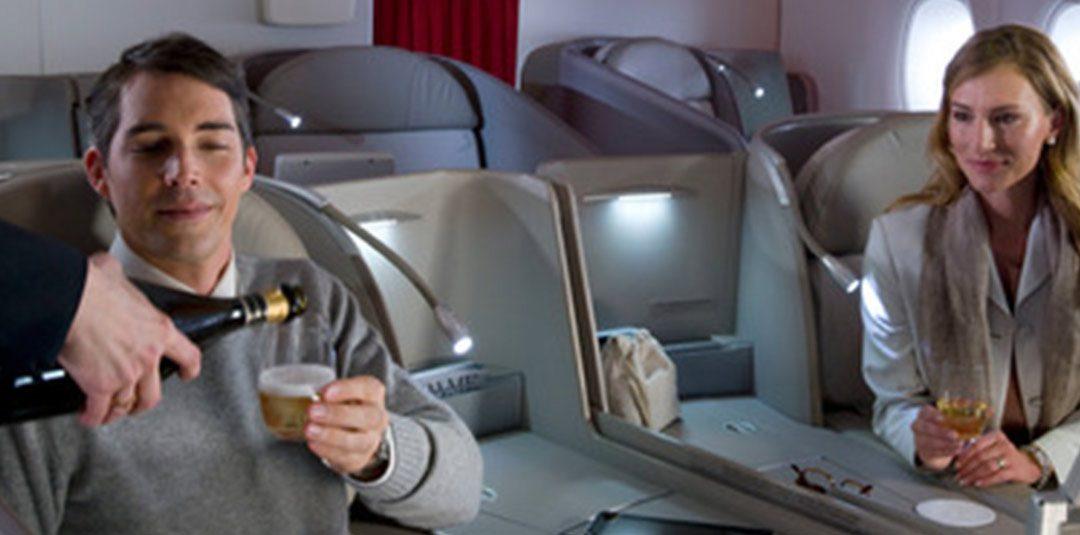 La Première d'Air France – Un voyage exclusif à toutes les étapes