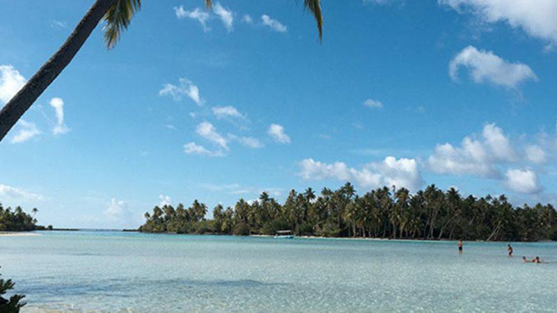 Team Delta autour du monde – Christine en Polynésie Française