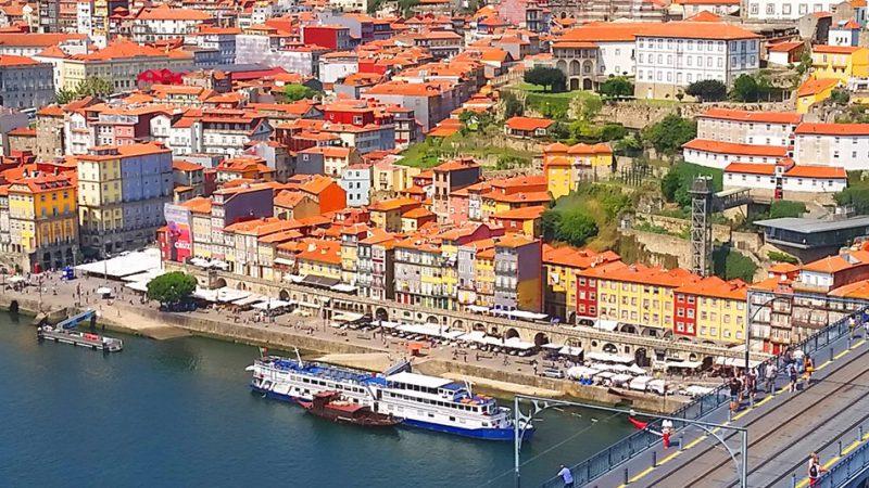 Team Delta Autour du Monde – Yvan Vasina au Portugal