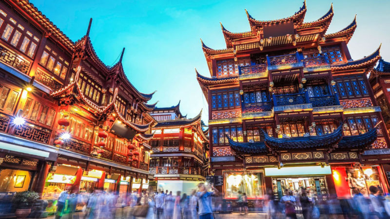Chine Traditions – dès CHF 3'740.-