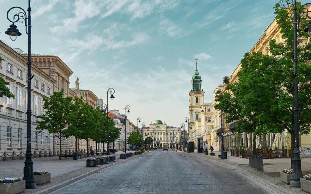 Ouverture du Raffles Europejski à Varsovie