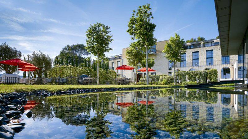 Hôtel et SPA de luxe en Provence