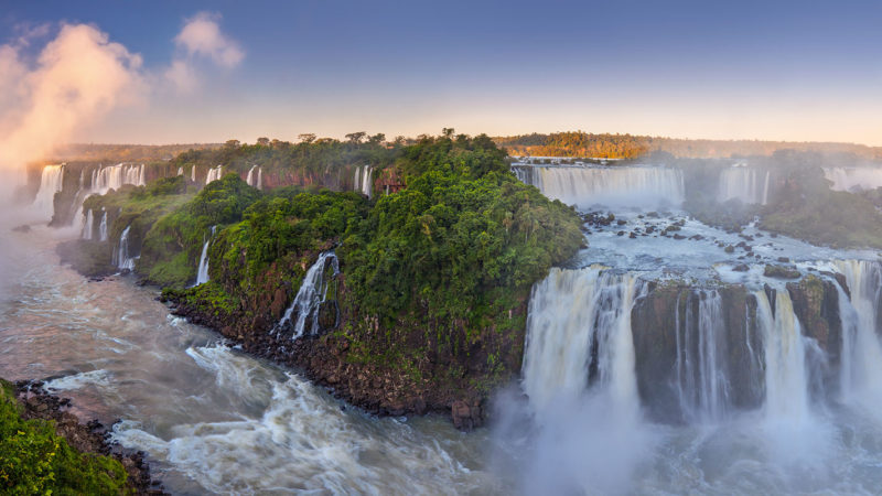 Iguazú Falls, Argentine