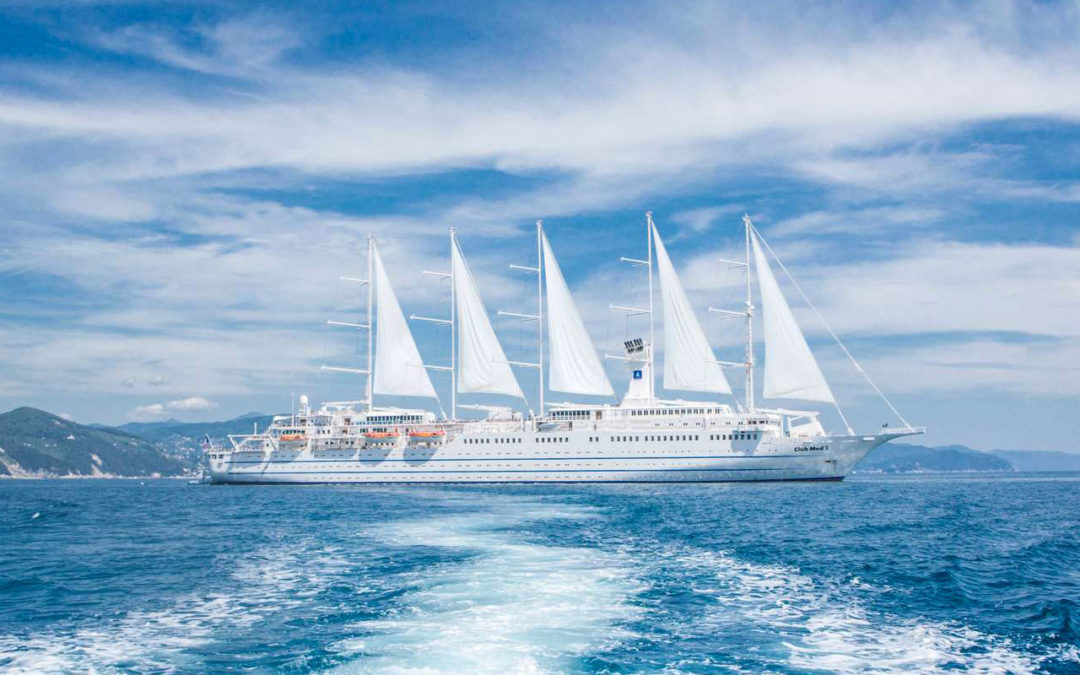 Team Delta Autour du Monde – Croisière Méditerranéenne