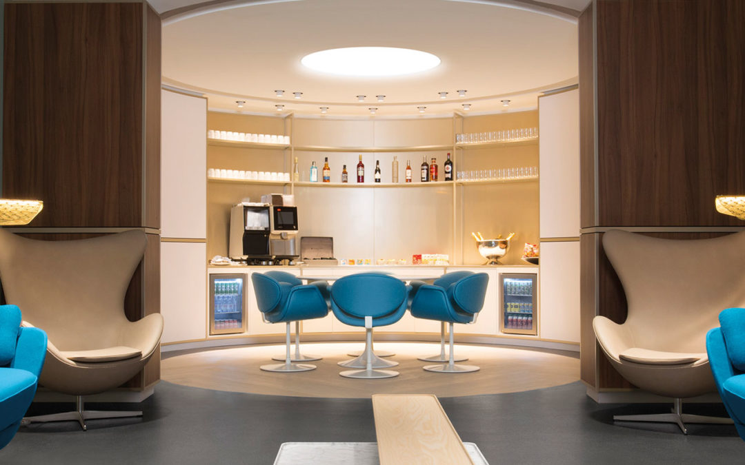 Air France : nouveau salon Business à Paris-Charles de Gaulle