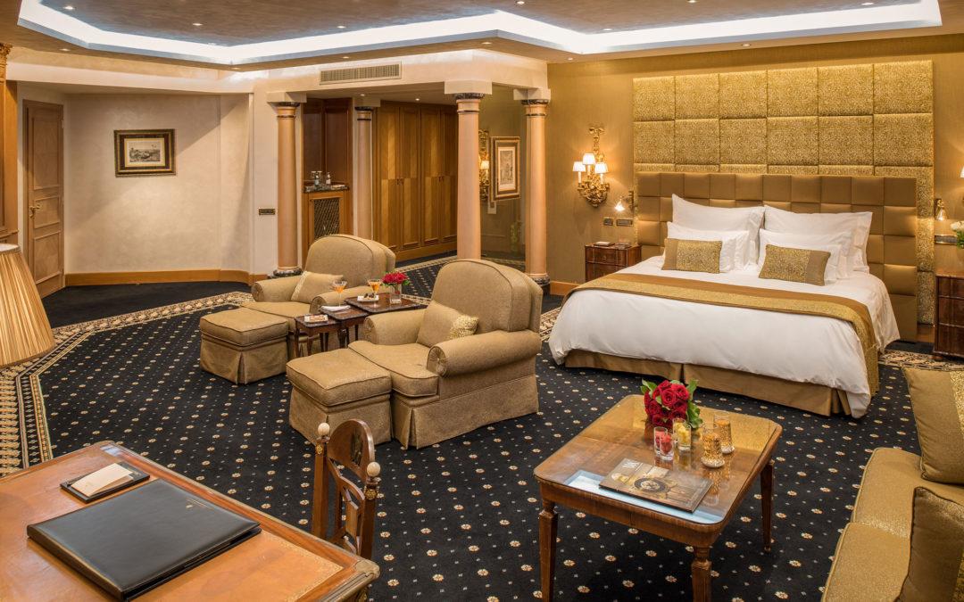 Rome Cavalieri – A Waldorf Astoria Resort