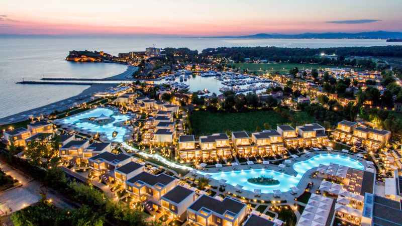 Sani Resort – Péninsule de Kassandra