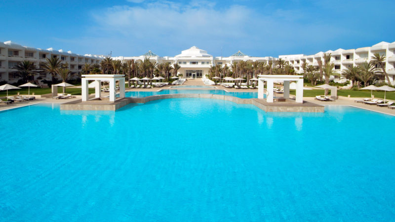 Thalasso Djerba Radisson Blu Palace Resort & Thalasso *****