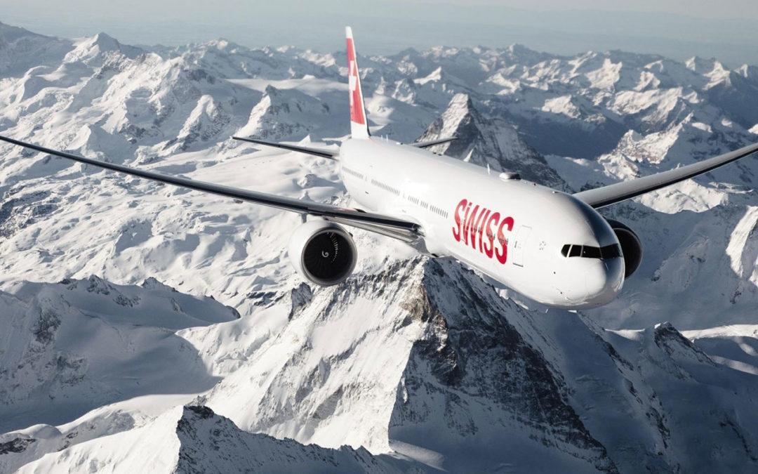 Swiss ajoutera deux destinations long-courriers l'an prochain