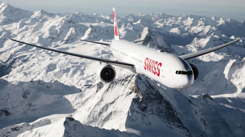 Swiss ajoutera deux destinations long-courriers l'an prochain