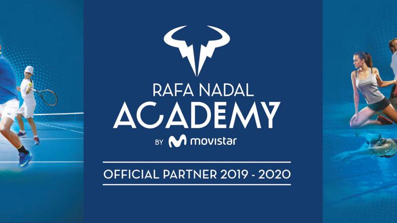 Delta Voyages partenaire officiel de la RAFA NADAL ACADEMY