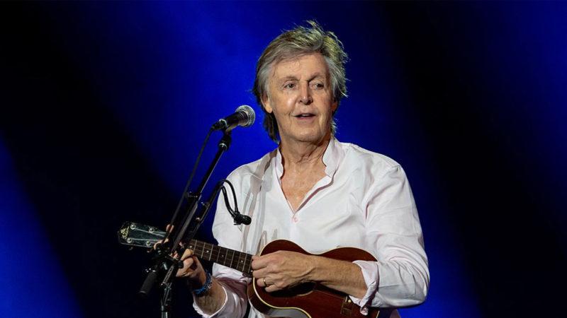 Gagnez 2 billets pour assister au concert de Paul McCartney qui aura lieu le 7 juin 2020, au Groupama Stadium de Lyon