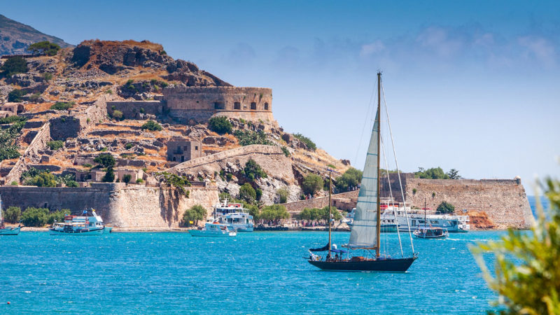 Team Delta Autour du Monde – Christine Giner en Crète