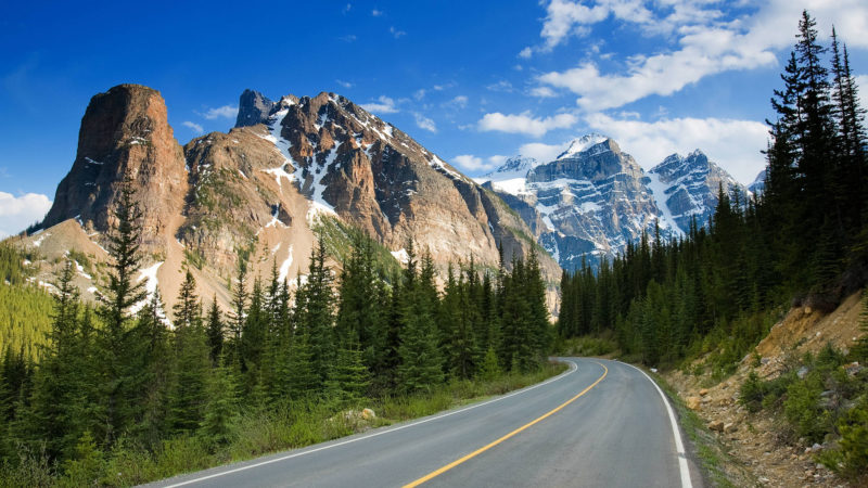 Canada – Routes de rêve (self-drive)