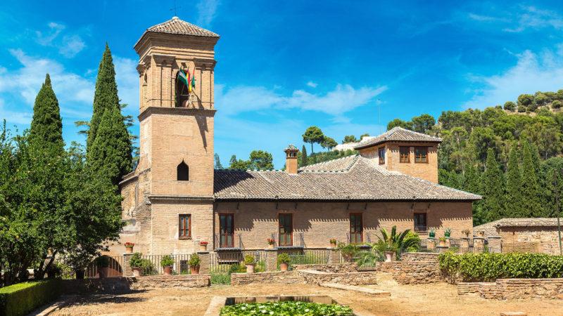 Les Paradores d'Andalousie