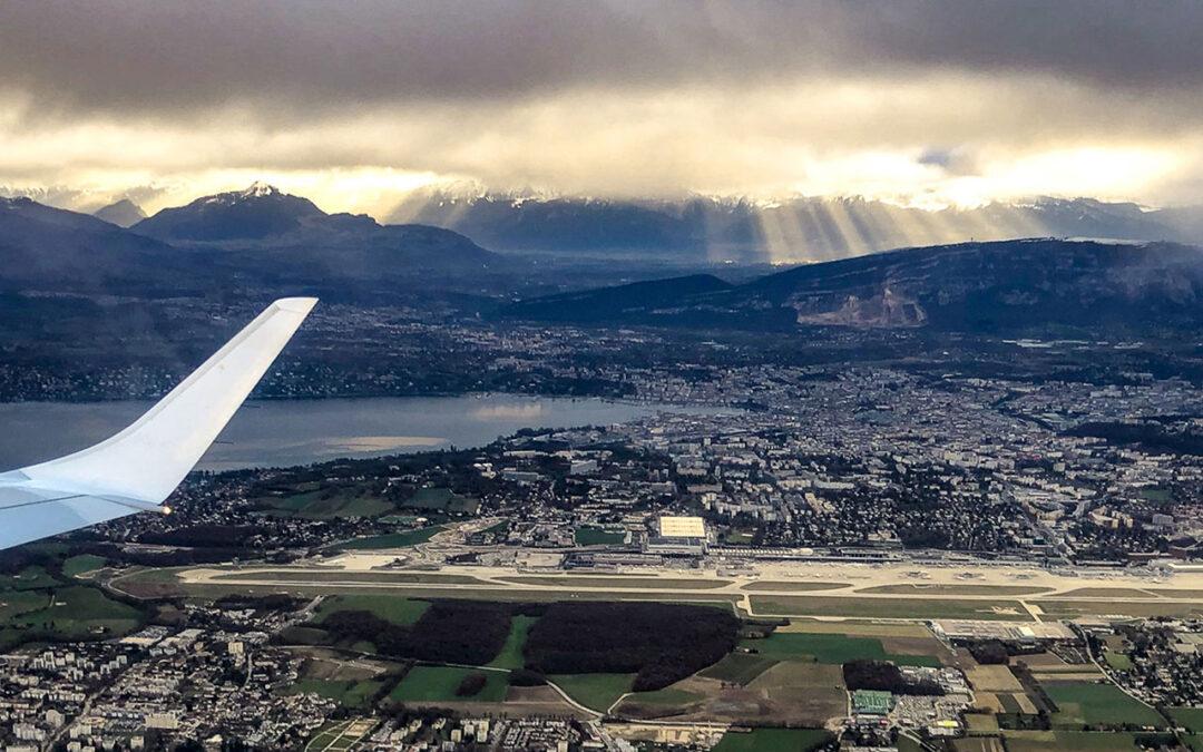 Reprise des vols en juin à Genève et recommandations aux passagers