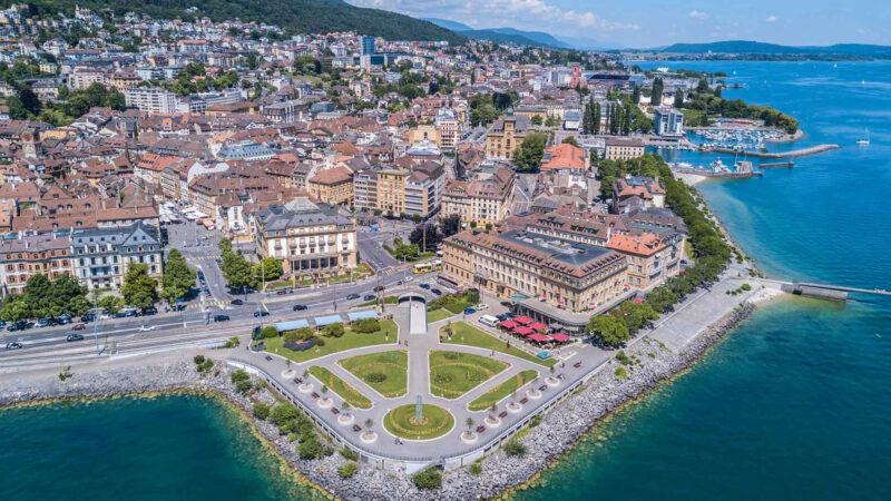 2 offres au Beau-Rivage Hotel à Neuchâtel