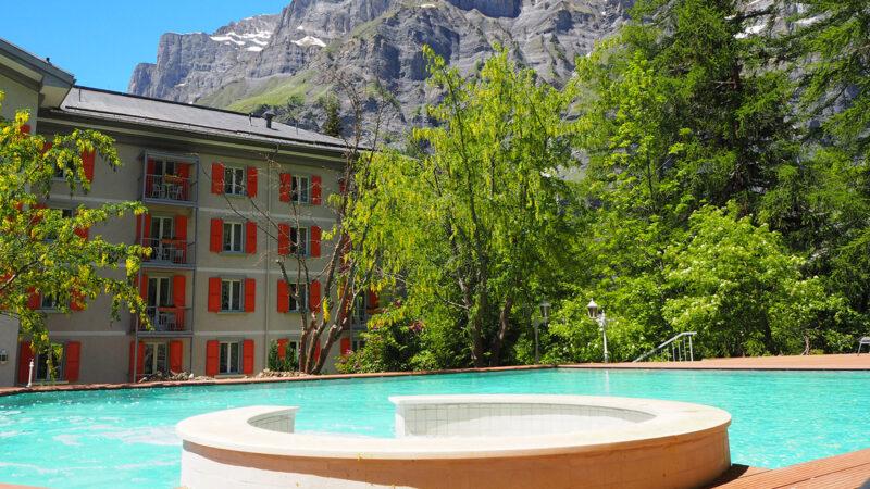Loèche-les-Bains – Hôtel Les Sources des Alpes *****