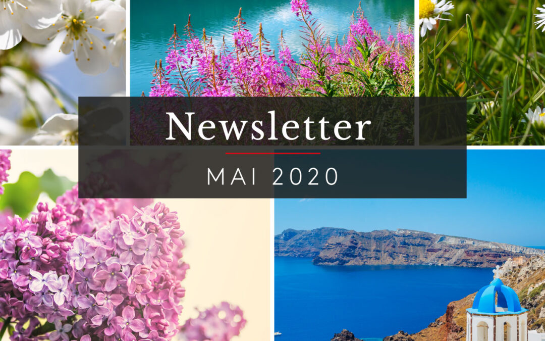 Newsletter Delta Voyages – Mai 2020