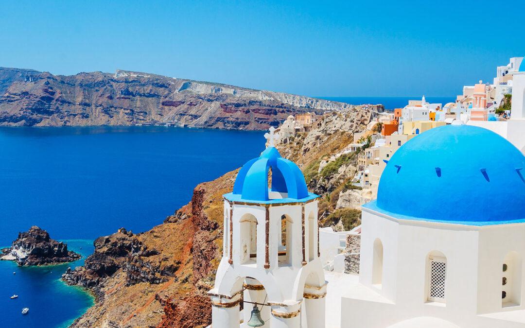 Grèce, Italie, Espagne… Ces destinations qui rouvrent leurs frontières aux touristes