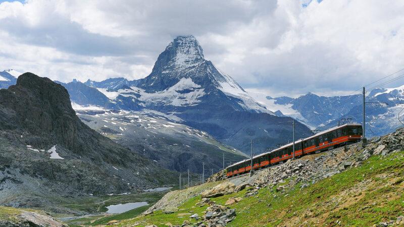 Laissez-vous transporter par les splendides panoramas alpins !