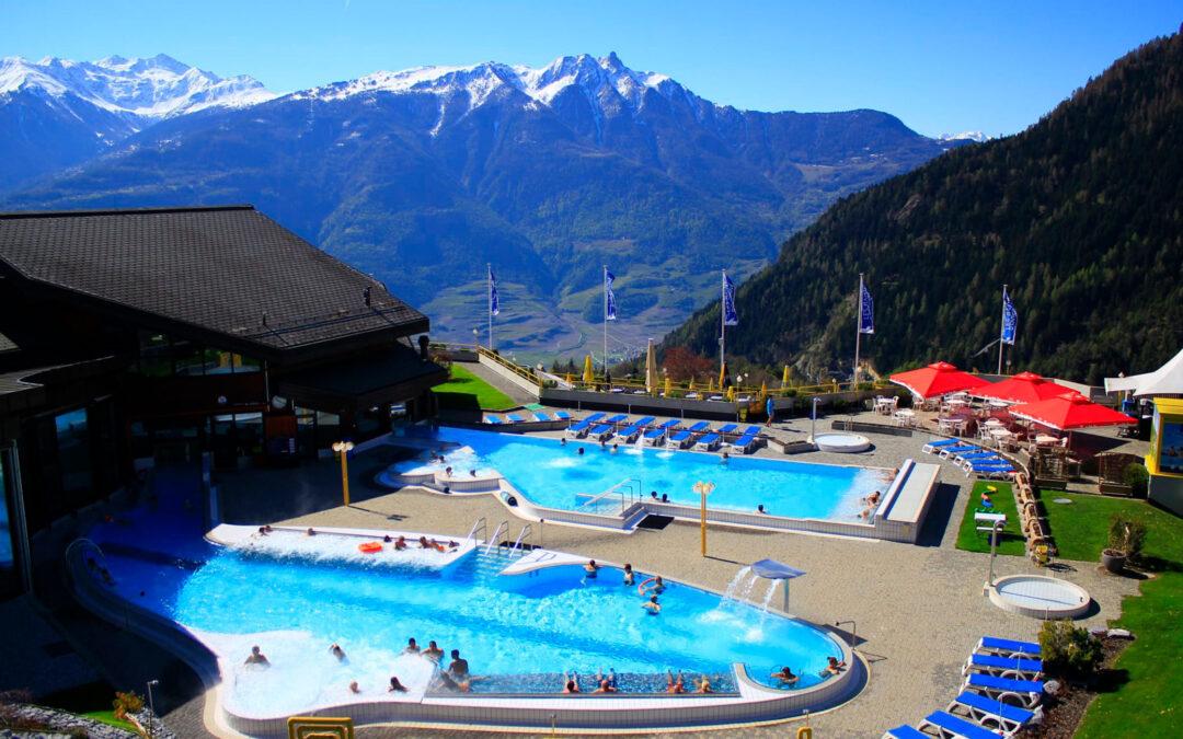 Les Bains d'Ovronnaz – Le meilleur de la montagne