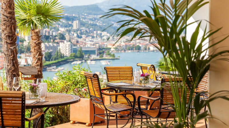 La dolce vita au Tessin – Hôtel Parco Paradiso