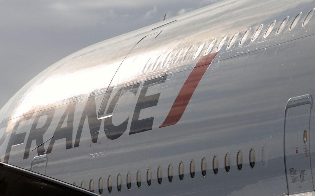 Air France proposera en juin 15% de son offre initiale
