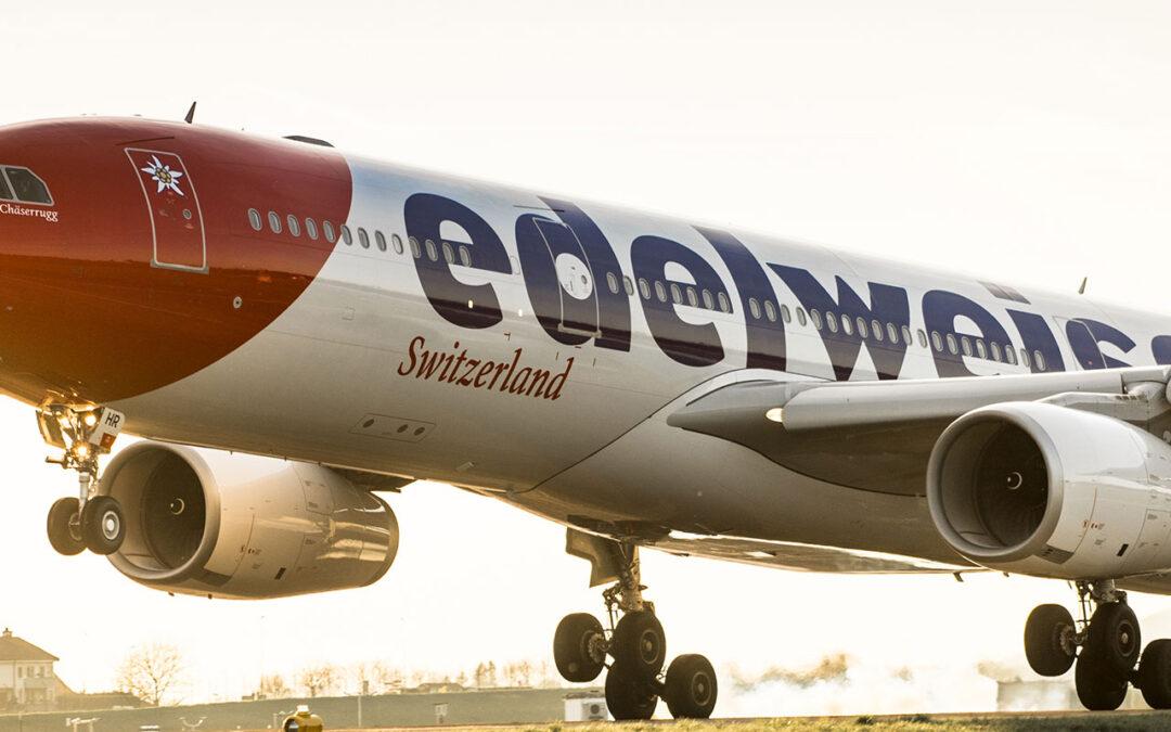 Edelweiss reprend les vols vacances