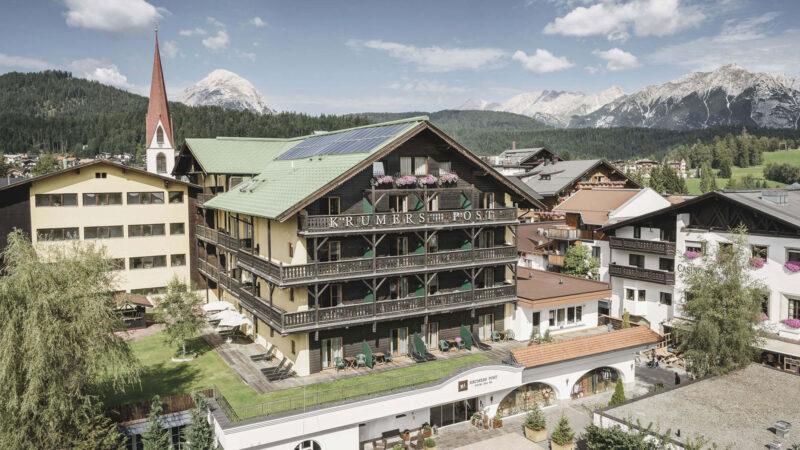 Randonnée & détente- Autriche, Tyrol
