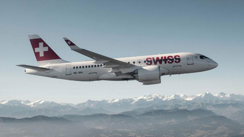 Swiss : 30 destinations depuis Genève