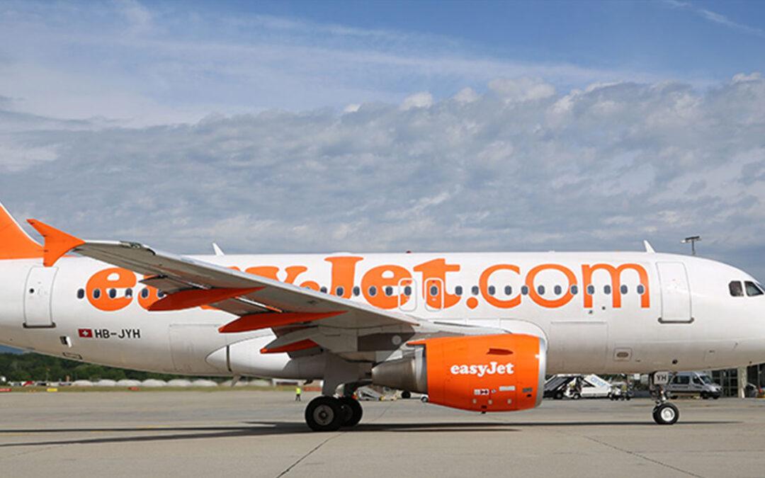 Easyjet ouvre les réservations pour tous les vols de l'été 2021