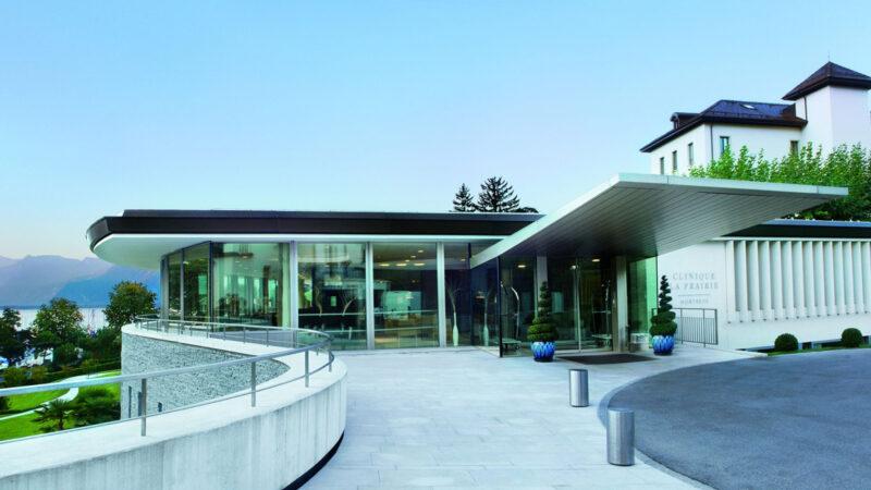 Clinique La Prairie – Montreux