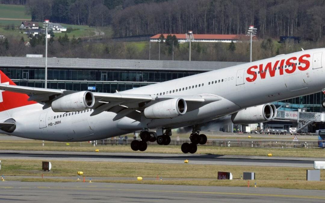 Swiss supprime les frais de modification de réservation