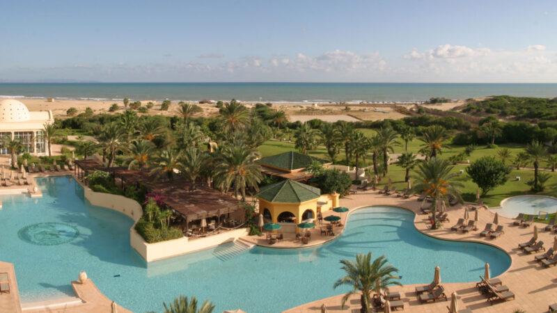 Tunisie – Les Côtes de Carthage Hôtel The Residence Tunis *****