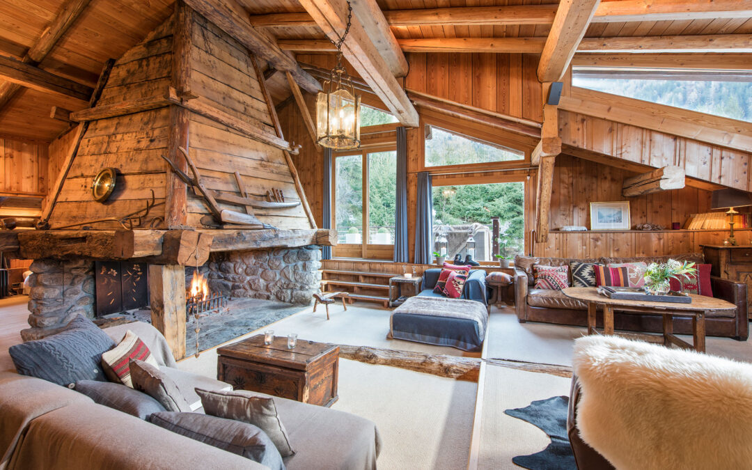 Chalets d'exception – Chamonix