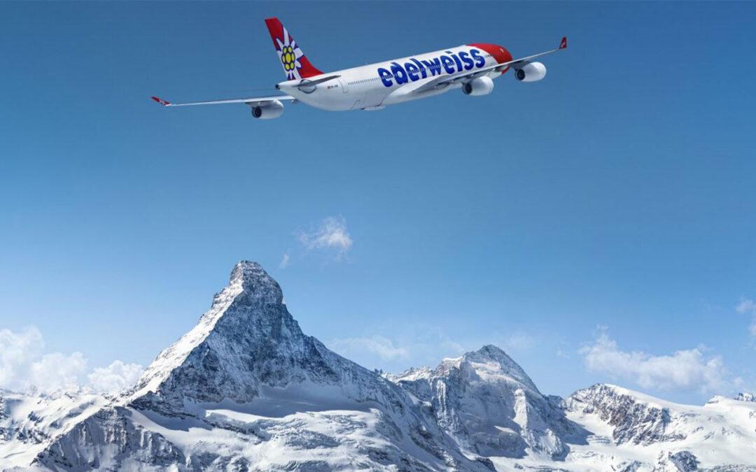 Edelweiss Air effectue son retour au Cap