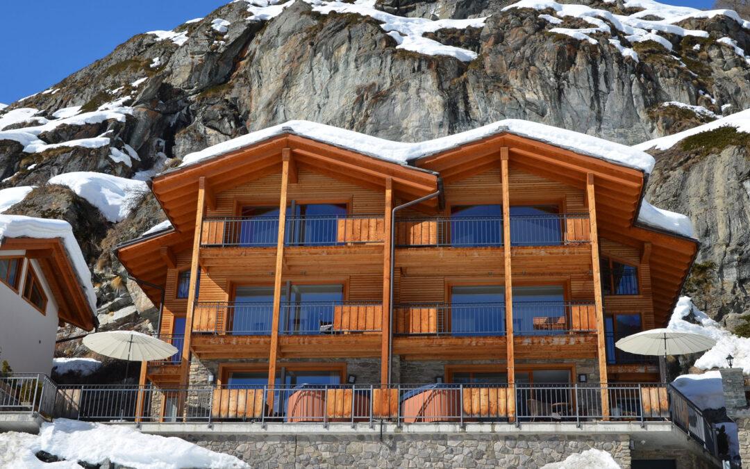 Chalets Castor&Pollux – Zermatt