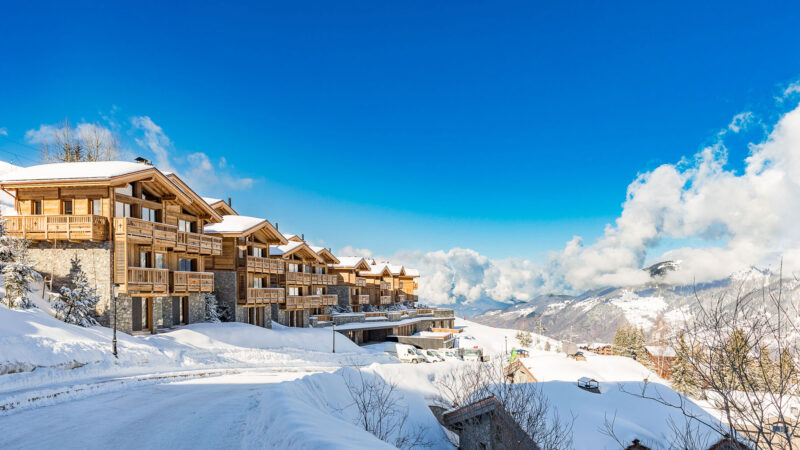 Ultima Courchevel – 13 chalets